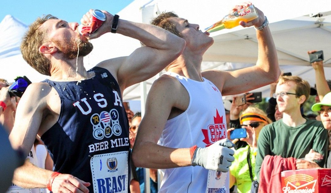 Un marathon à la bière sera organisé près de Nantes en octobre prochain