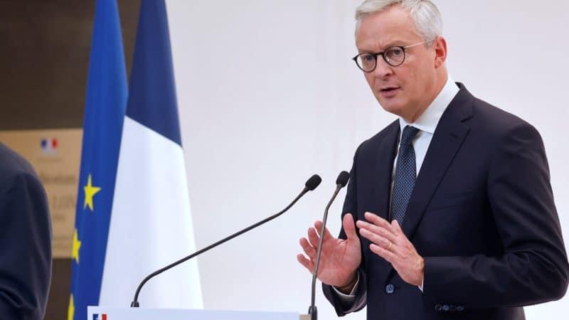 """La réouverture des bars et des restaurants le 15 mai """"n'est qu'une hypothèse"""", soutient Bruno Le Maire"""