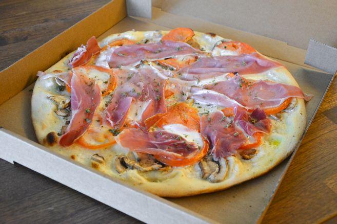 Maestro : un pizzaiolo lance la première pizza d'Auvergne au CBD