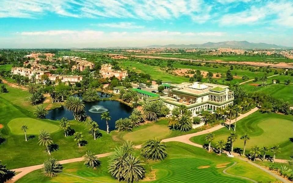 Soleil Rose à La Palmeraie Golf Palace