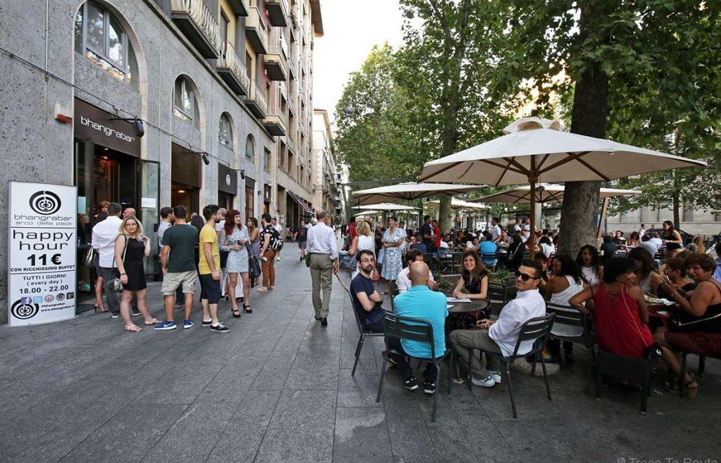 Italie : les bars, restaurants et salles de concerts ont rouvert depuis lundi