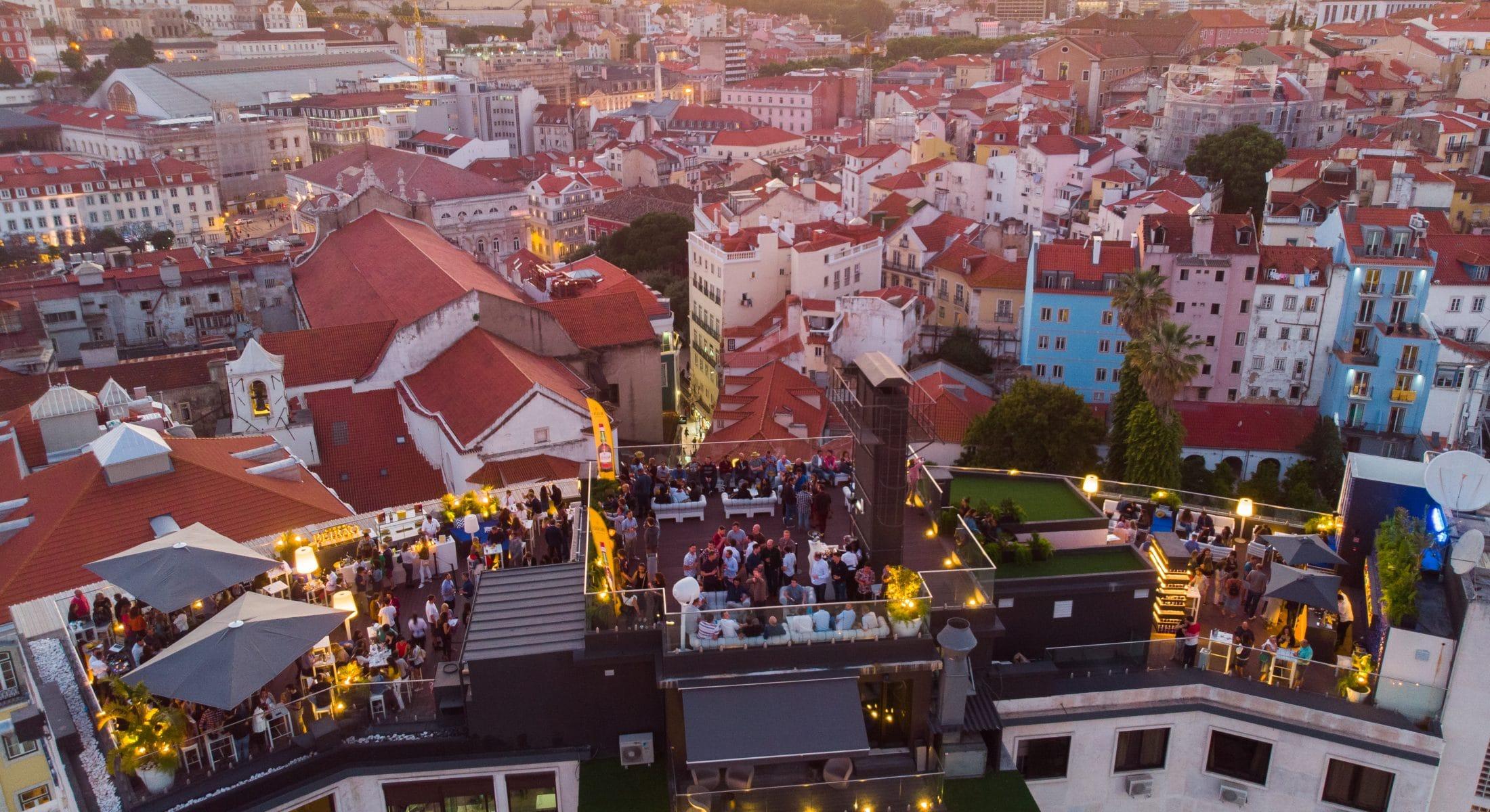 Rooftop Lisbon