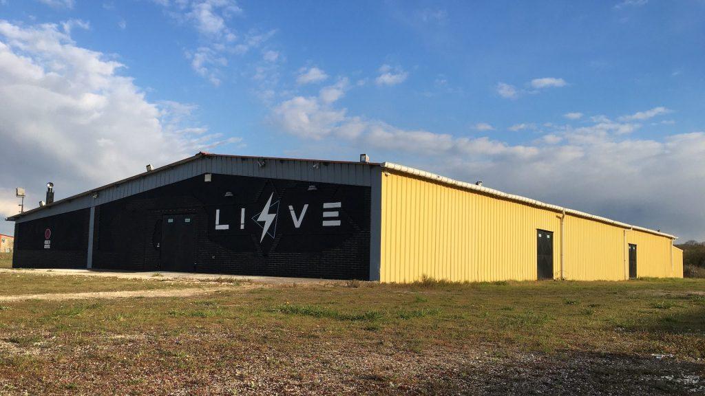 live hangar trax
