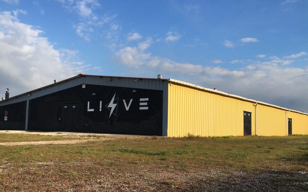 Un nouveau club dans un hangar industriel de 900 m² va ouvrir à Metz