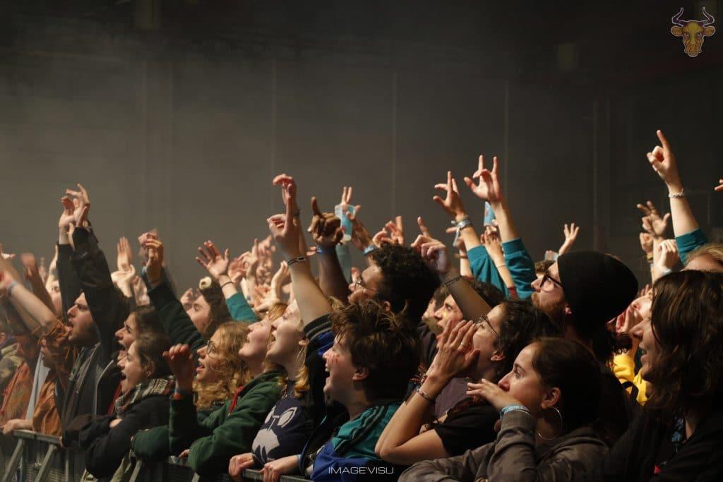 Photo au Festival de la Meuh Folle. Crédit Image Visu