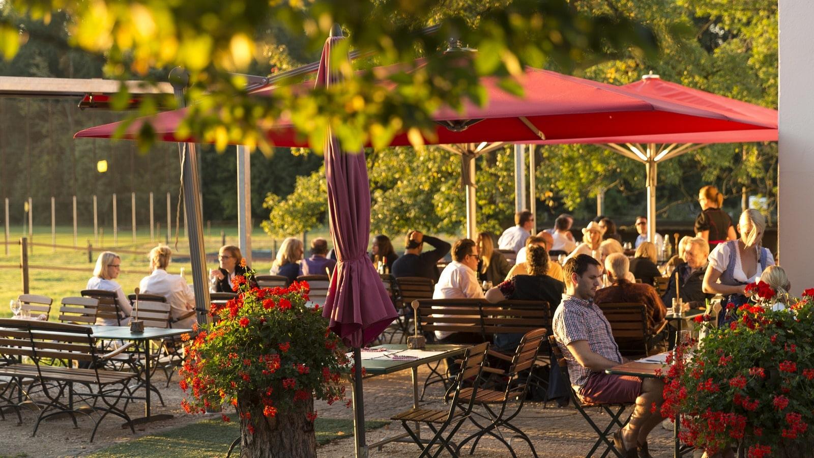 Réouverture des terrasse en suisse
