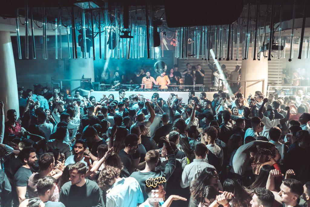 Photo du club Pacha à Barcelone