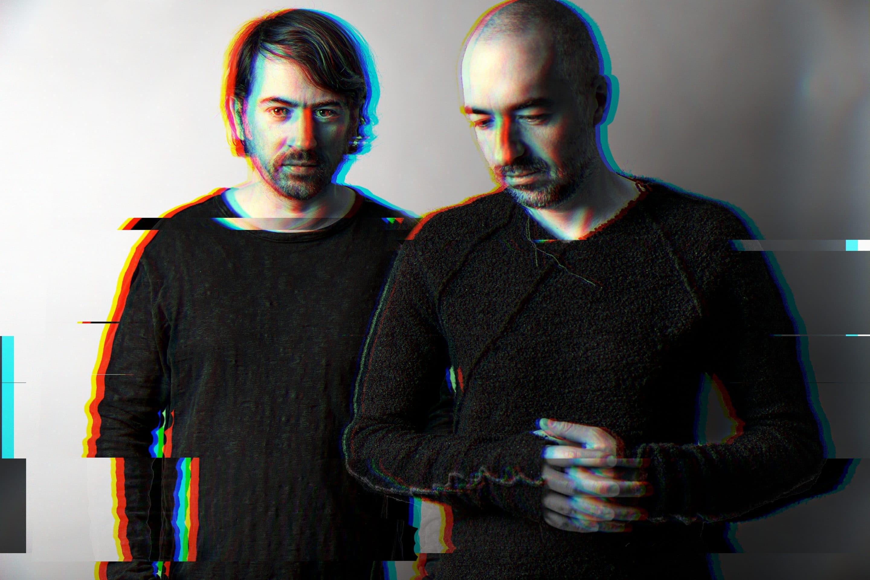 Photo du duo Marching Machines