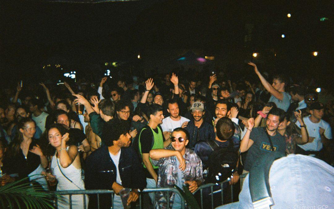 Sol-R : l'événement en plein air promet boules disco, house et scène sur un van
