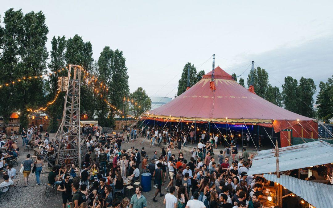 Paris : la plage du Kilowatt se transforme en festival house avec 3 scènes au Rituel Days