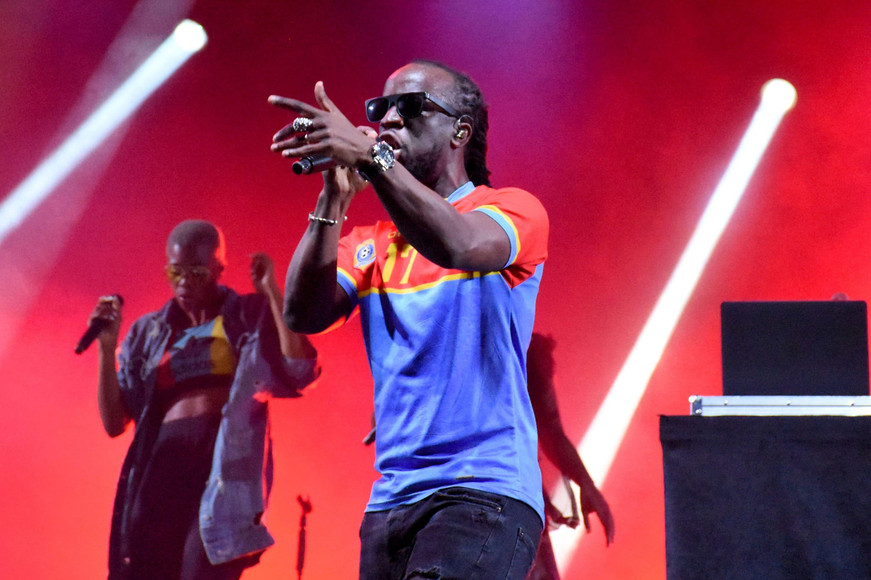 Youssoupha au festival Mawazine