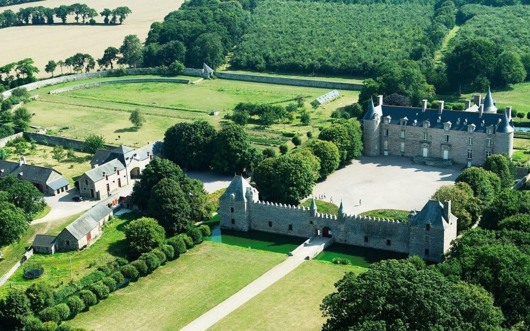 Ce château breton va accueillir un open air techno et house de 10h ce week-end