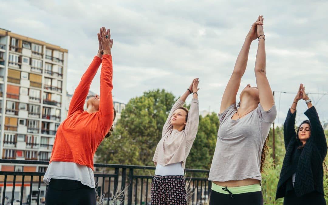 Paris : une séance de yoga avec DJ set en rooftop pour la Fête de la musique