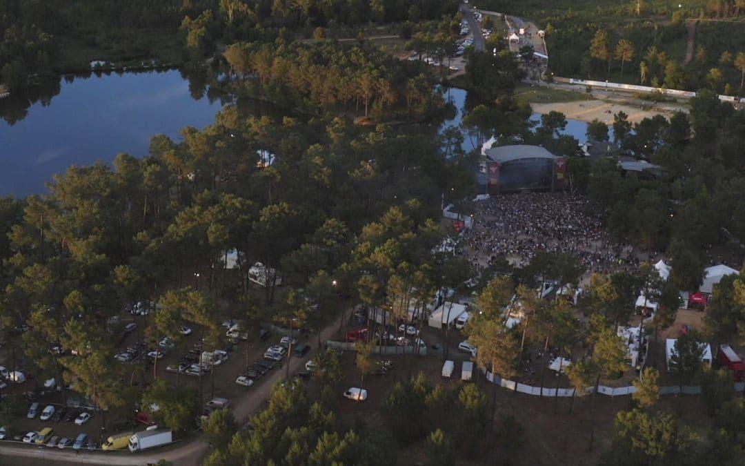 Let It Free festival : 2 jours de concerts et DJ sets au bord du lac de Montendre