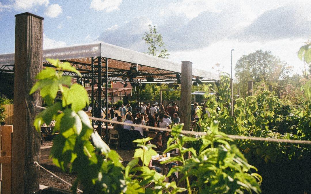 Ciel : le nouveau jardin festif pour danser au milieu des végétaux aux portes de Paris
