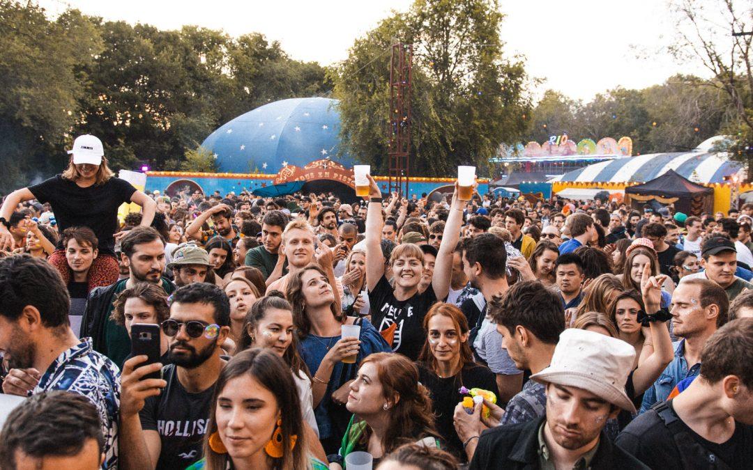 Concerts, festivals, événements sportifs : ces lieux conçus pour remonter le moral