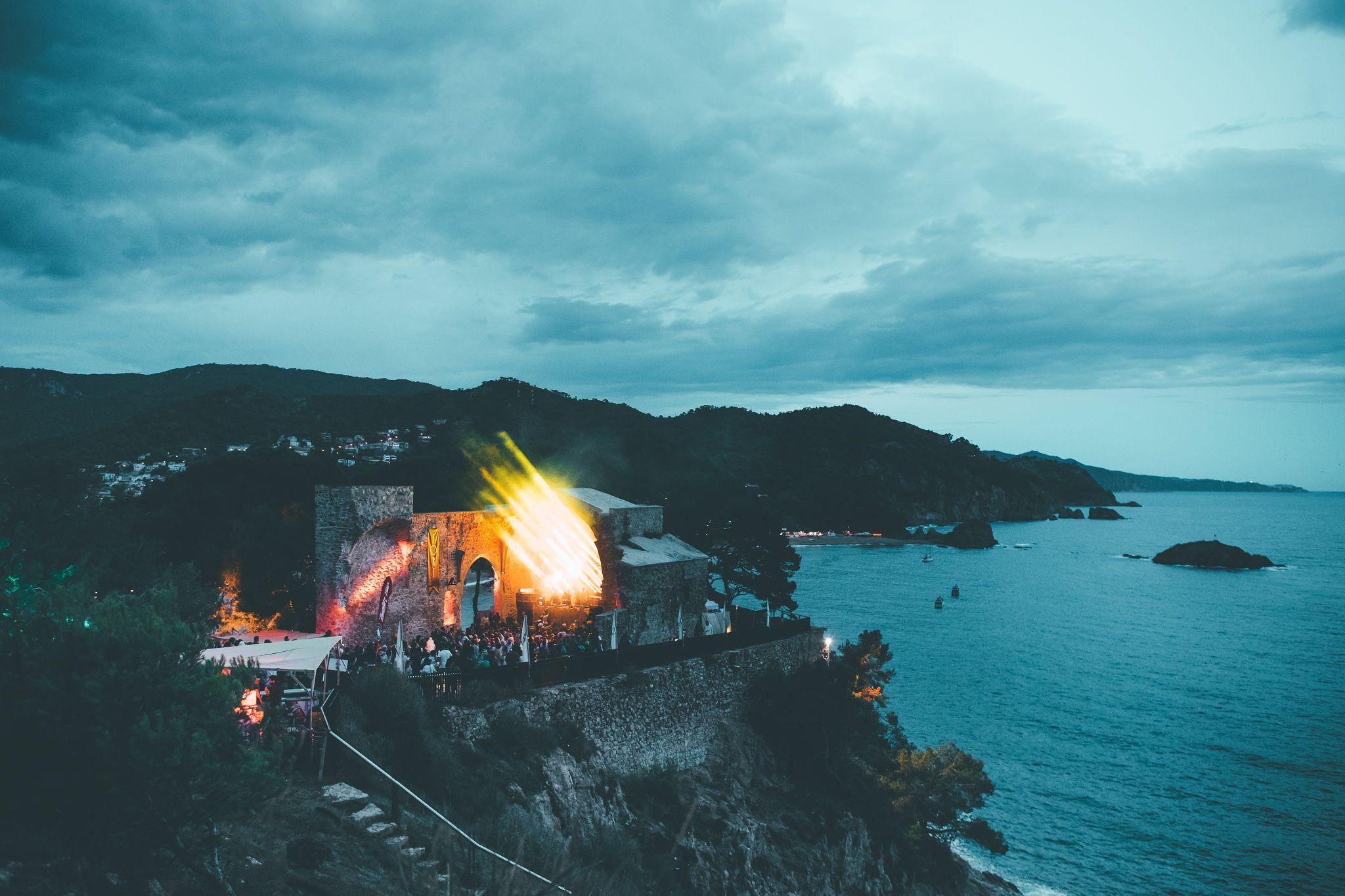 Site du Fort Festival en 2019