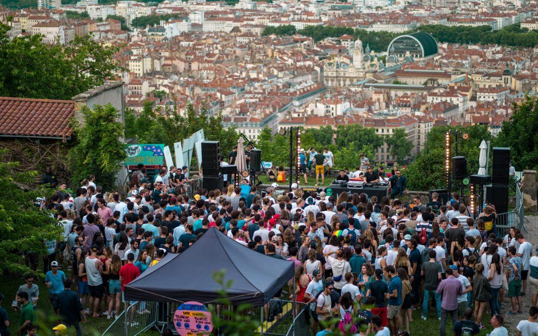 L'ECAM Festival clôture l'été avec 2 jours de house et disco sur les hauteurs de Lyon