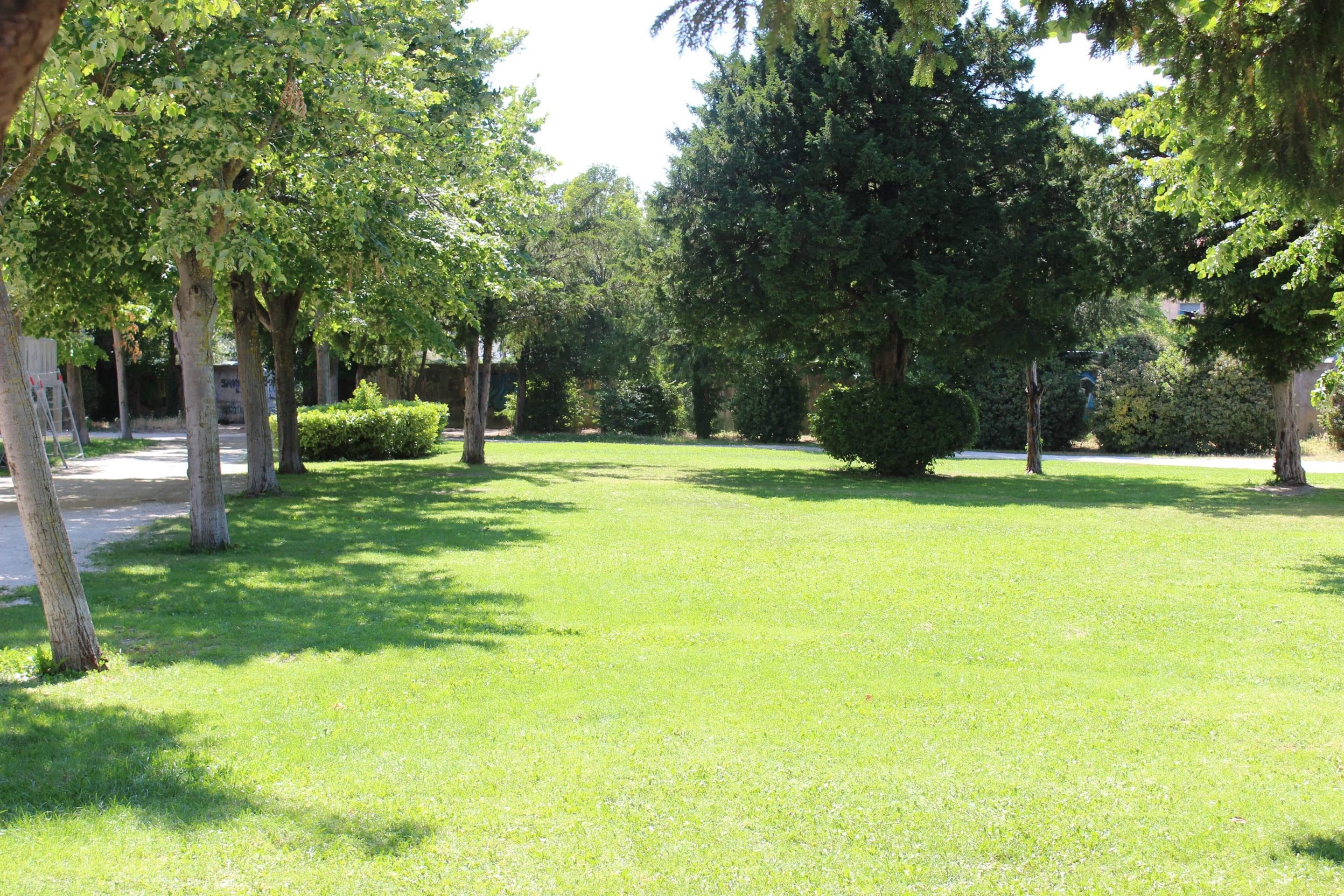 Parc Gautier à l'Isle-sur-la-Sorgue