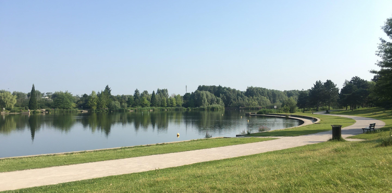 Parc Jacques Vernier de Douai
