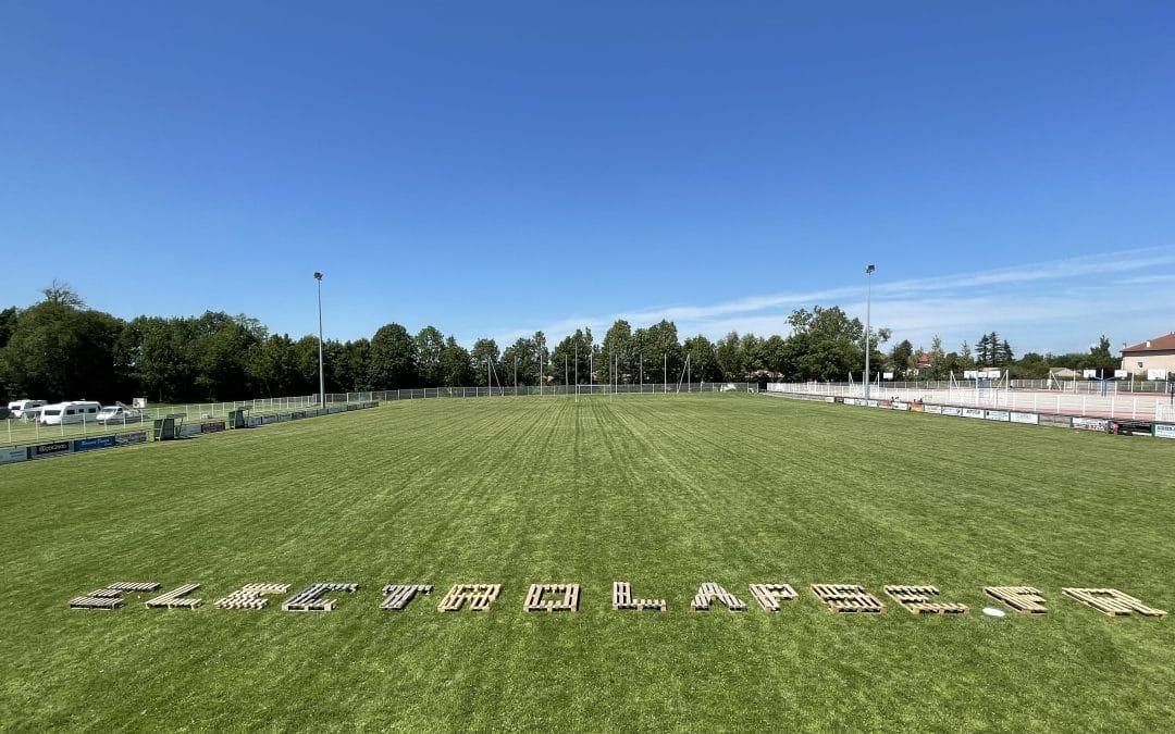 Drôme : un terrain de rugby de 10 000 m² se transforme en immense festival cet été