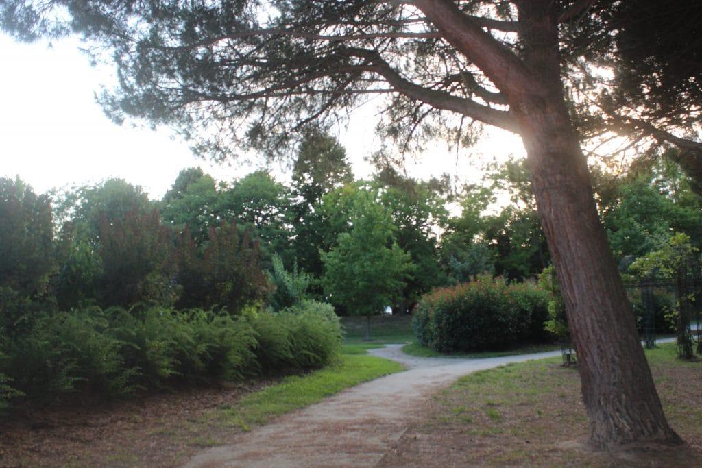 Photo du parc de la Grande Plaine de Toulouse