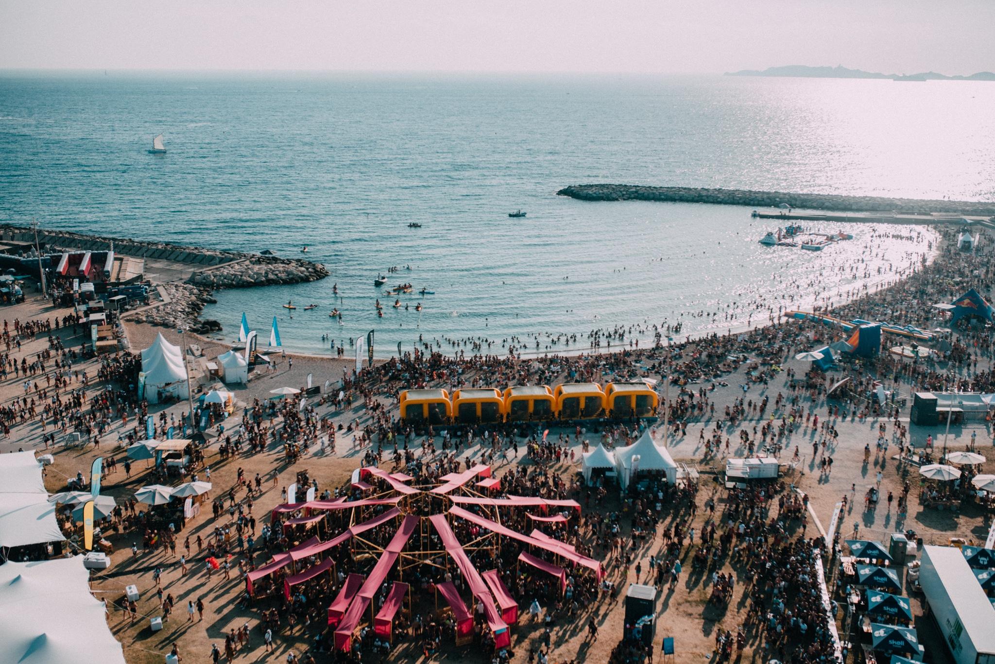 Delta Festival à Marseille