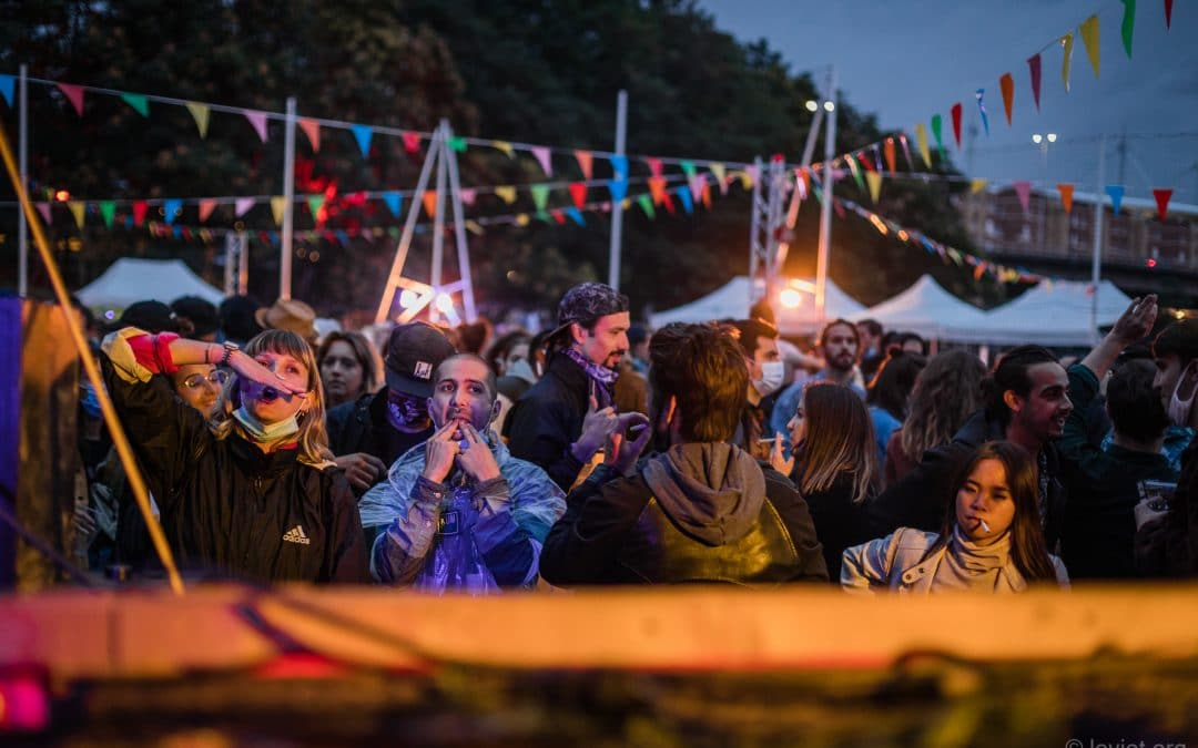 Barbecue, mölkky et DJ sets : l'immense open air techno prévu par Kumquat samedi dès 9h