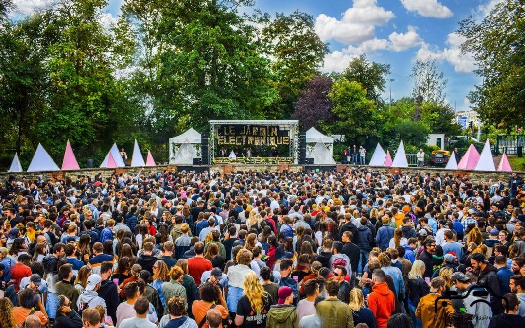 Lille : le Jardin des plantes se métamorphose en dancefloor techno XXL à la rentrée