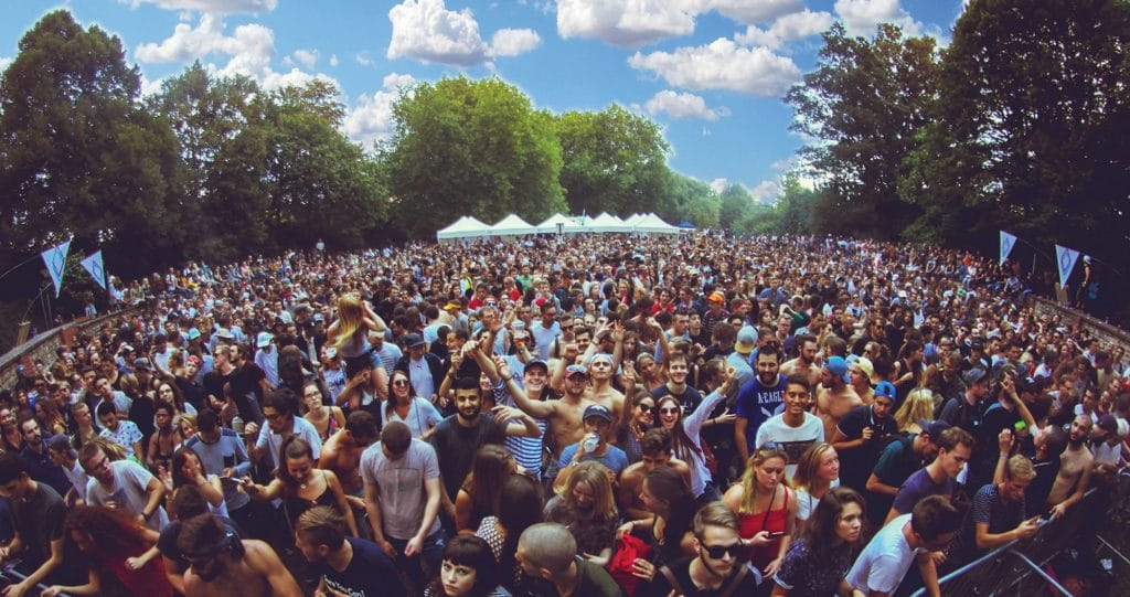 Le festival Jardin Électronique