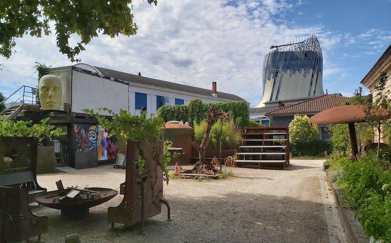 Parc les Vivres de l'Art à Bordeaux