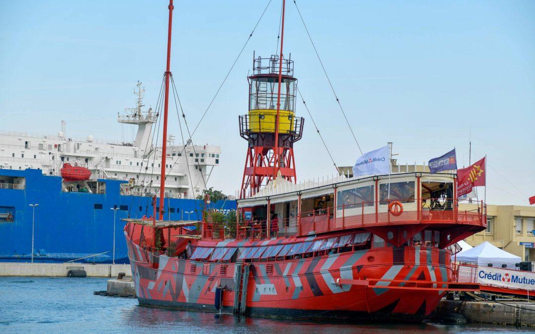 Sète : le Bateau-Phare se transforme en dancefloor techno flottant à la Family Piknik