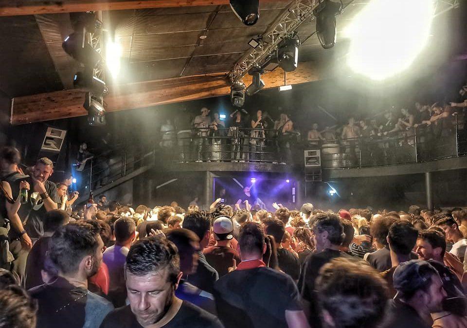 Toulouse : le mythique club techno L'Arena a rouvert, dans l'ancien complexe de l'Inox