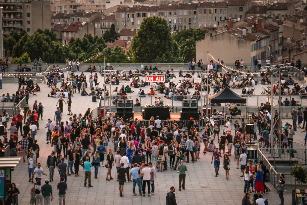 La Friche Belle de Mai à Marseille