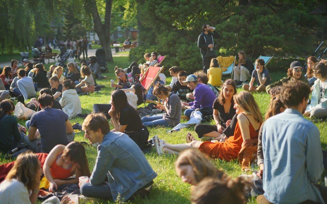 Contours : le festival électro parisien rythmé par des dégustations culinaires