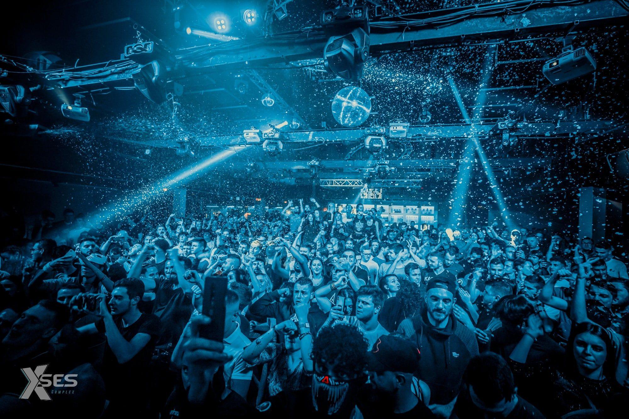 Xses club à Lyon