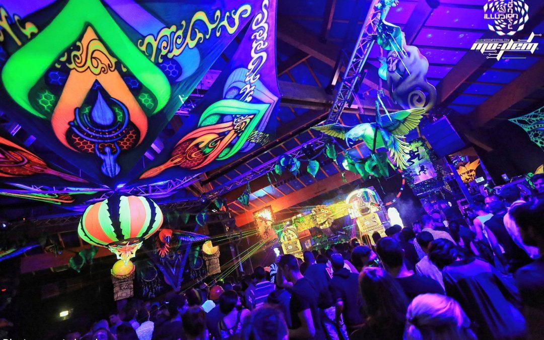 Un hangar parisien va se transformer en temple de la psytrance à la soirée Entropia