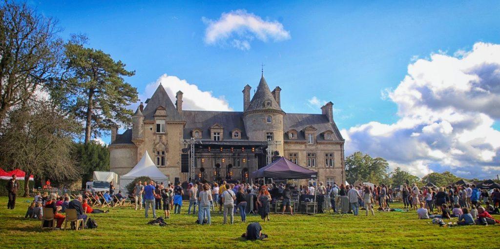 Château au Panoramas Festival. Crédit : Ben Pi