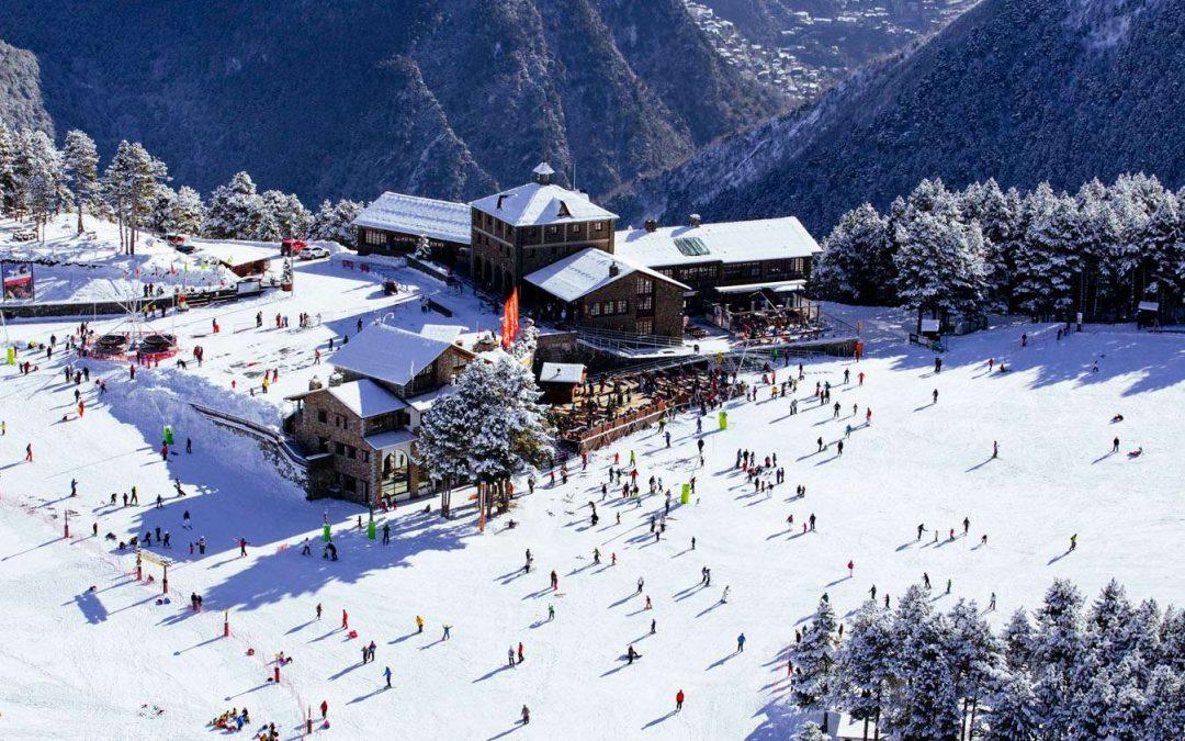 Horizon Festival : 7 jours de fête et de glisse en Andorre