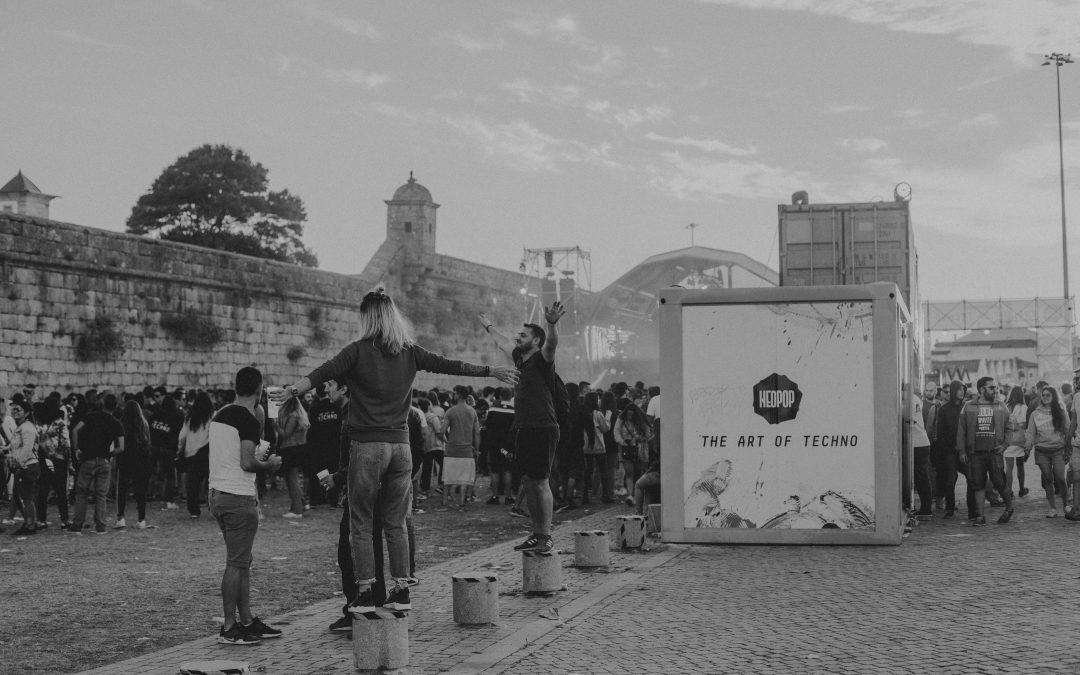 [Portugal] Neopop Festival : retour sur 3 jours de techno dans les vestiges d'un château