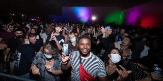 photo de la foule lors d'une soirée BNLP